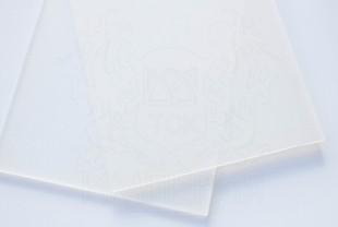 Экструзионное оргстекло POLYGAL KIWI, толщина 4 мм, бесцветное