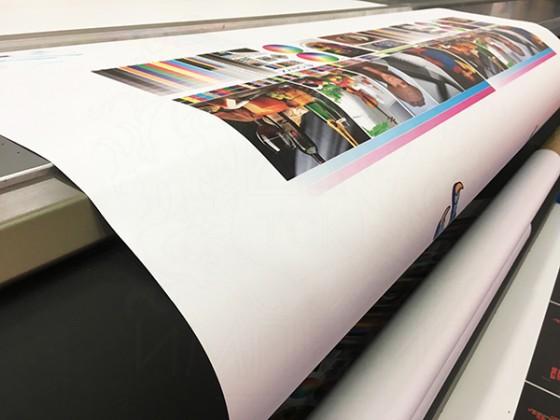 Баннерная ткань Frontlit (3200 мм*50 м, 400 гр.)