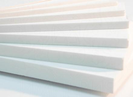 Листовой вспененный ПВХ Vikupor UL, толщина 8 мм