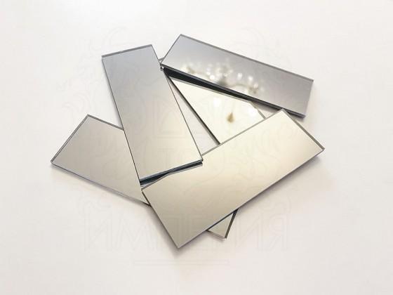 Зеркальная мозайка прямоугольной формы 195*195 (6 шт)
