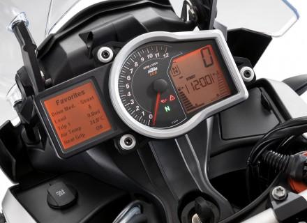 Стёкла для приборных панелей мотоциклов КТМ