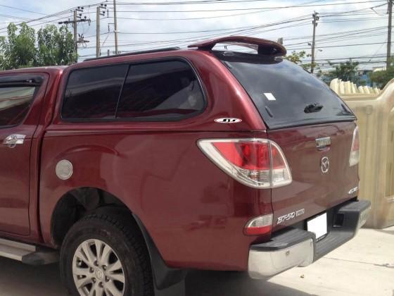 Заднее стекло для кунга SJS Mazda BT-50