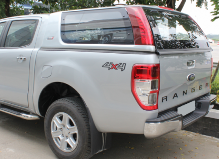Заднее стекло для кунга Style-X Ford Ranger