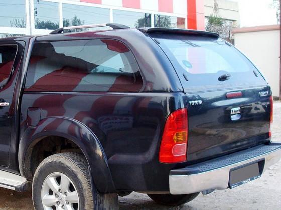 Боковое стекло для кунга Toyota Hilux
