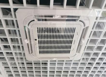 Экран для кассетного (потолочного) кондиционера 550*550 мм