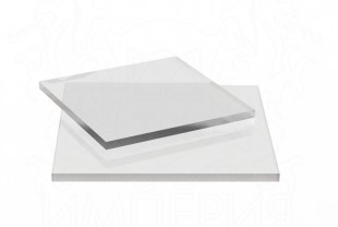 "Монолитный поликарбонат Irrox ""Оптимальный"" толщина 5 мм, бесцветный"