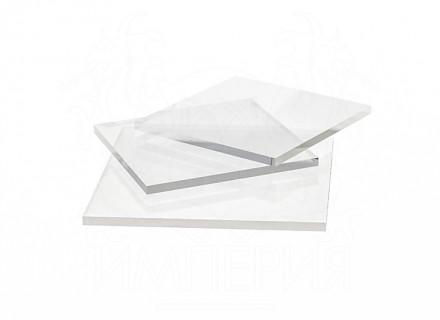 Монолитный поликарбонат LEXAN толщина 2 мм, бесцветный
