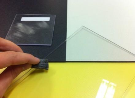 Монолитный поликарбонат LEXAN MARGARD MR5E (Австрия) - 8мм, бесцветный