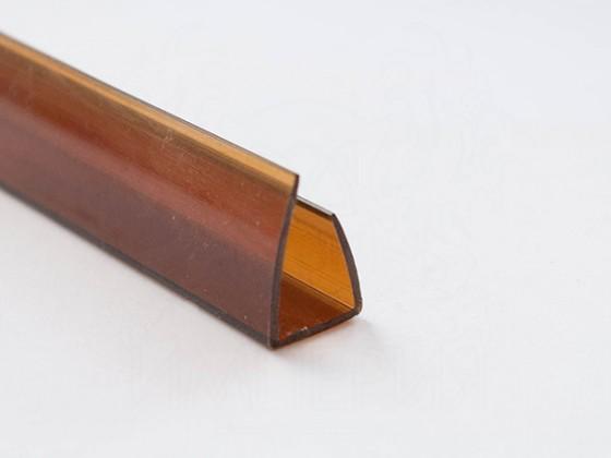 Профиль торцевой П16, бронза
