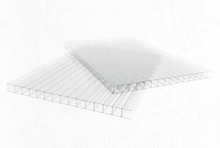 Сотовый поликарбонат LEXAN толщина 8 мм, бесцветный