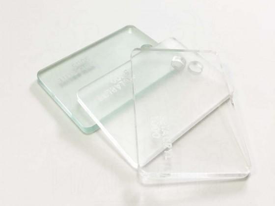 Литьевое прозрачное оргстекло SETACRYL, толщина 3 мм, бесцветное.