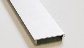 Накладка в прижимные планки (подходит для AL80 и AL60, AL50) N-PV.80.