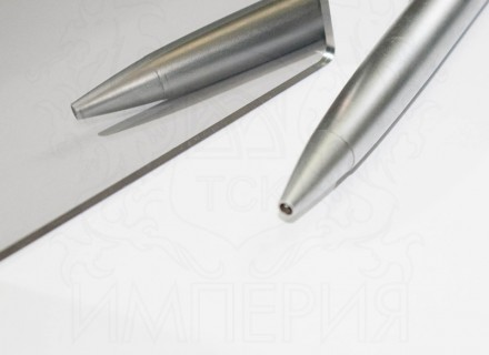 Зеркальный монолитный поликарбонат IRReflection GPMR, серебро 2 мм